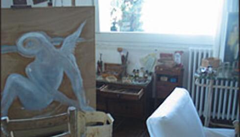 Salvador Dalí eksperimenterte med form og dimensjoner fra dette atelieret i Cadaqués.  Foto: Inga Holst Foto: Inga Holst