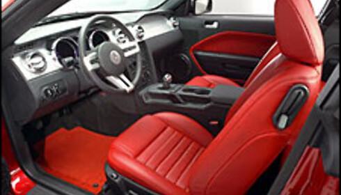 Ny Ford Mustang