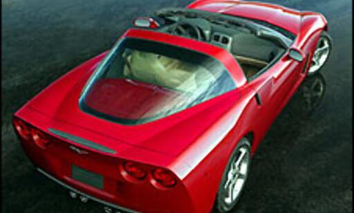 image: 6. generasjon Corvette