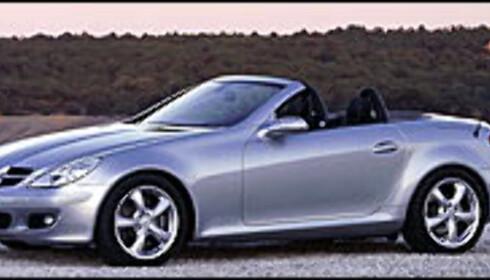 Mercedes SLK - SLR mini