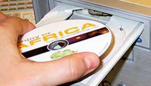 Slik kopierer du en DVD-film med DVDShrink