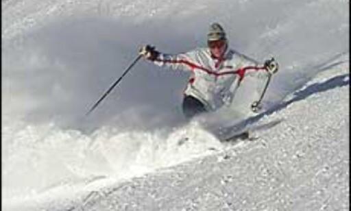 Finn skistedet som passer deg med DinSides skiguide - dette bildet er fra Skeikampen. Foto: Karoline Brubæk