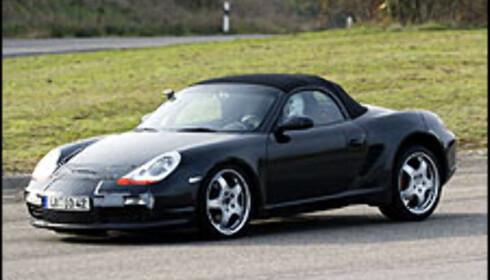 Ny Porsche Boxster