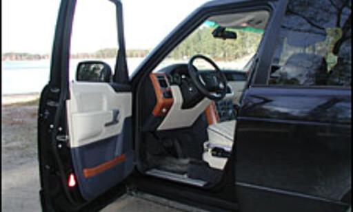 image: TEST: Range Rover TD6 Vogue