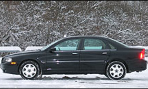 image: TEST: Volvo S80 2.5 T AWD