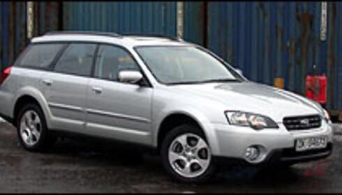 TEST: Subaru Outback 2.5