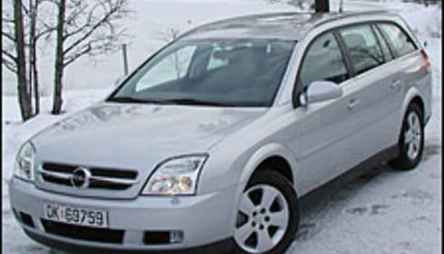 TEST: Opel Vectra stv