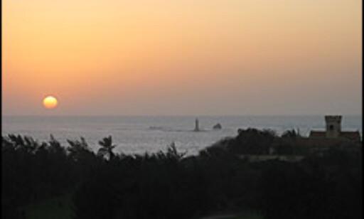 AFRIKA: Selv om Dakars befolkning er muslimer og selv om byen hviler på sand fra Sahara, minner Senegal mer om Øst- og Sør-Afrika enn om de arabiske nabolandene i nord.