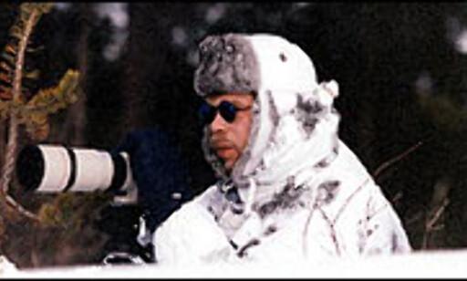 image: Spionfotografer i 41 kuldegrader