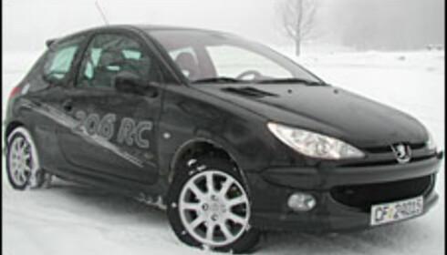 TEST: Peugeot 206 RC