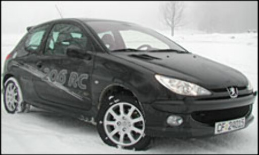 image: TEST: Peugeot 206 RC