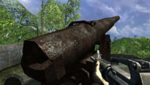 Far Cry - Lovende jungel-action