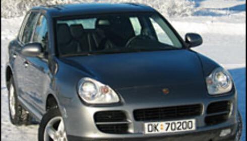 TEST: Porsche Cayenne