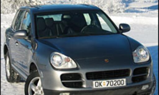 image: TEST: Porsche Cayenne