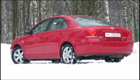 TEST: Toyota Avensis D-CAT