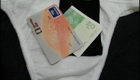 MuseVisa: Secret Protection for kredittkort og penger