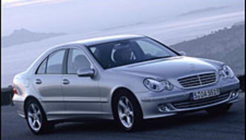 V8 og avgiftsgunstig i C-klasse