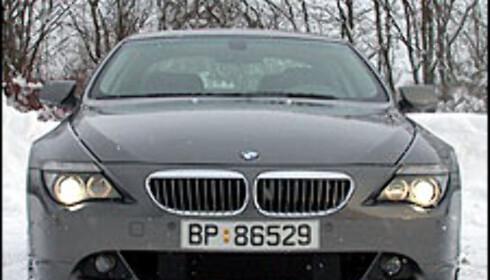 TEST: BMW 645Ci
