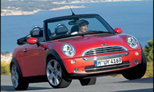 image: Mini kabriolet: Årets kuleste bil