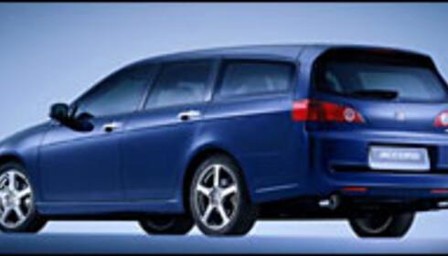 """SATSER PÅ DIESEL: Selv """"bensin-merket"""" Honda har sett seg nødt til å satse på dieselmotorer i sine modeller. Først ut er nye Accord, som får dieselmotor i løpet av året."""