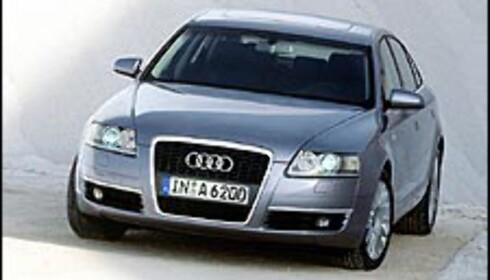 Nye Audi A6: De første bildene