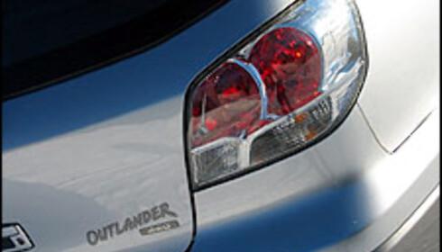 TEST: Mitsubishi Outlander 2.4 Automat