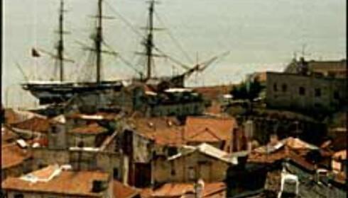 Lisboa får du på billisalg hos Braathens.