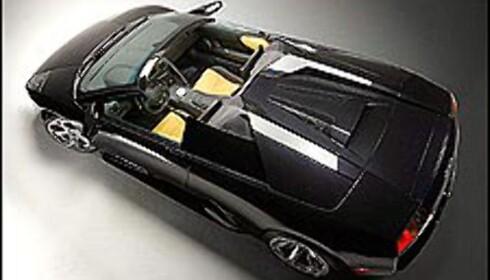 Murciélago Roadster: 12 sylindere og uten tak