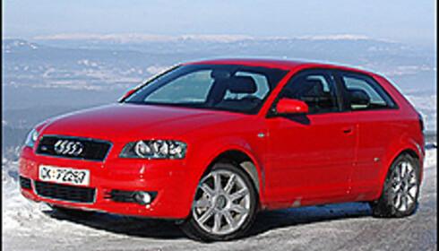 TEST: Audi A3 3.2 Quattro