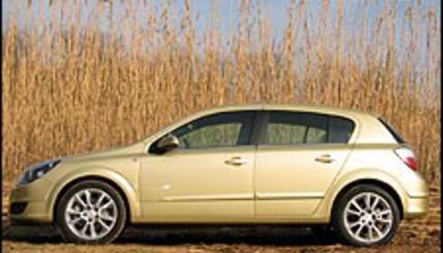 Enda et blinkskudd fra Opel
