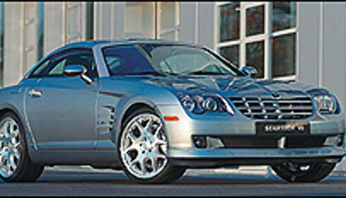 Startech: Eksklusiv foredling av Chrysler