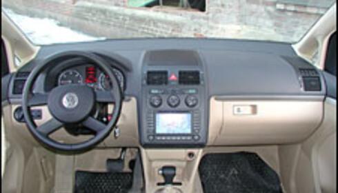 TEST: VW Touran TDI DSG