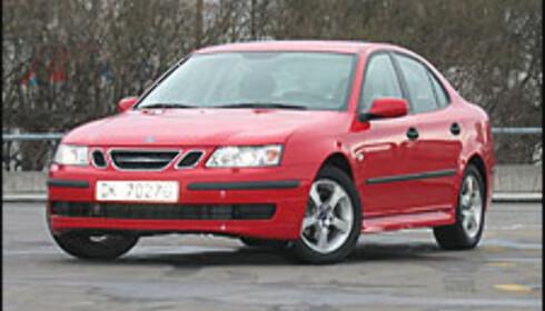 TEST: Saab 9-3 1.8 Business