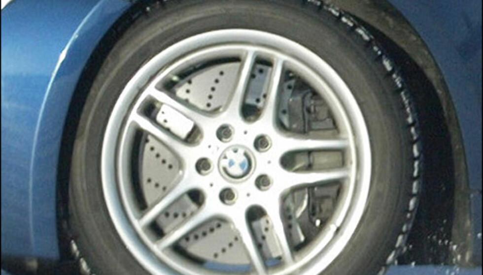 Verstingmotor i BMW 6-serie