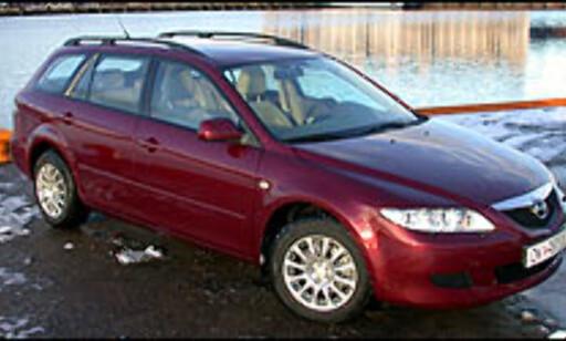 VANSKELIGE HOS MAZDA: Mazda 6 har slått gått an i Norge. Men mange Mazda-forhandlere har forsøkt å forhindre våre lesere i å kjøpe gunstige business-versjoner.