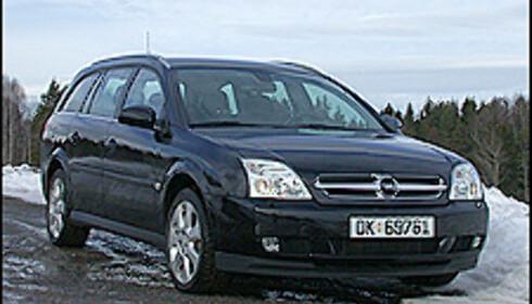 TEST: Opel Vectra 3.0 CDTI stv.