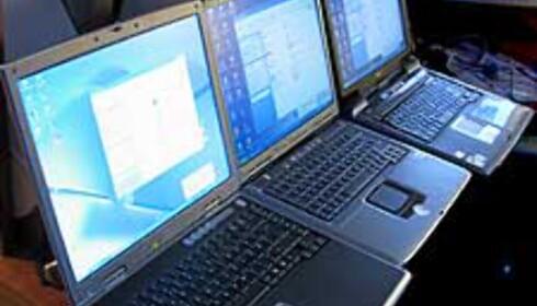 Bærbare PCer 2004
