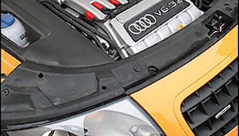 TEST: Audi TT 3.2