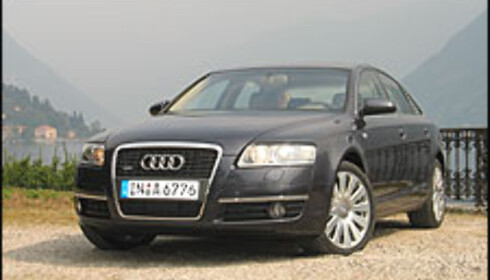 Ny A6: Innertier fra Audi