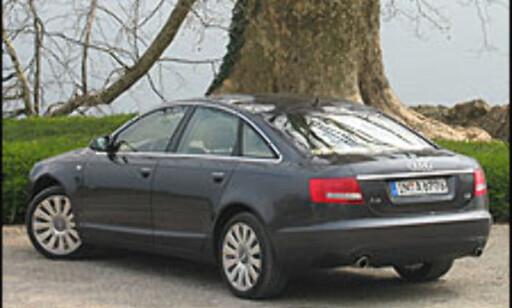 image: Ny A6: Innertier fra Audi