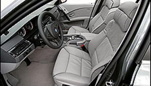 BMW 5-serie stasjonsvogn