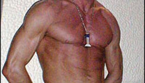 David fra Liverpool festet i Sitges for fjerde gang sommeren 2002.