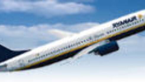 Ryanair har medvind, og feirer at det har hatt 80 millioner passasjerer med å gi bort 800.000 flybilletter. 25 000 av disse er til og fra Norge.