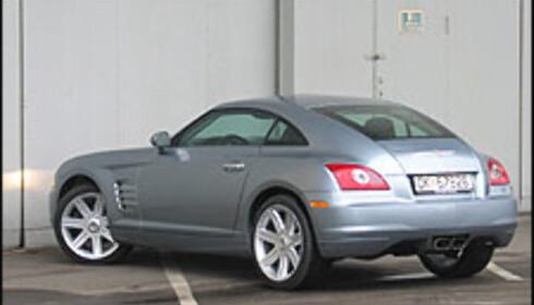 TEST: Chrysler Crossfire