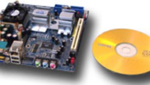 mini-ITX - PC-platform for minimalister