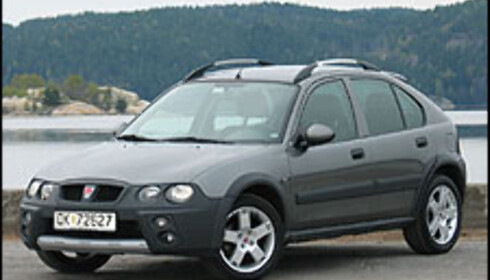 TEST: Rover Streetwise