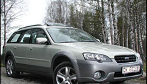 TEST: Subaru Outback 3.0R