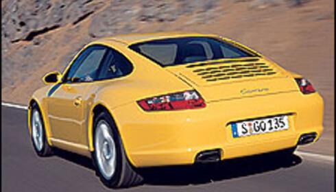 Ny Porsche 911