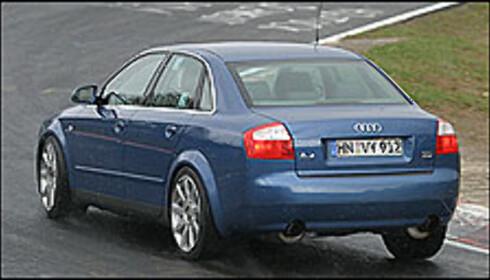 Ny Audi RS4?