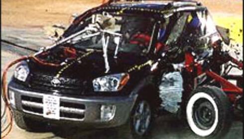 Toyota RAV4: 18 av 20 poeng